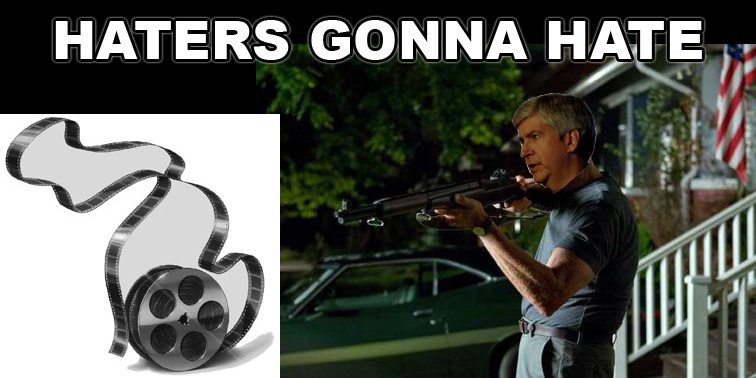 "Haters Gonna Hate! Rick Snyder: ""Get off my lawn"" (Michigan Film Incentives)"