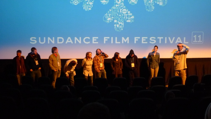 Q&A at The Woman screening at Sundance