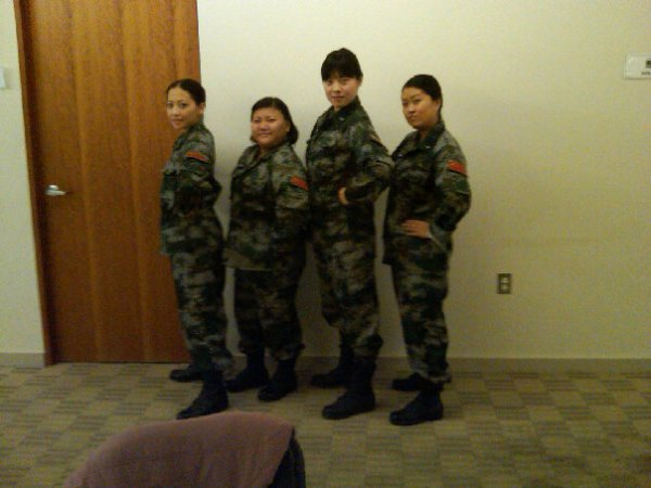 Cindy Chu in Red Dawn