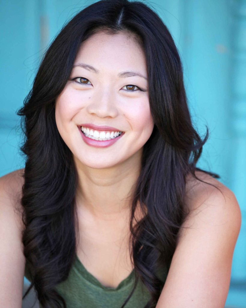 Asian actress headshots celebrity
