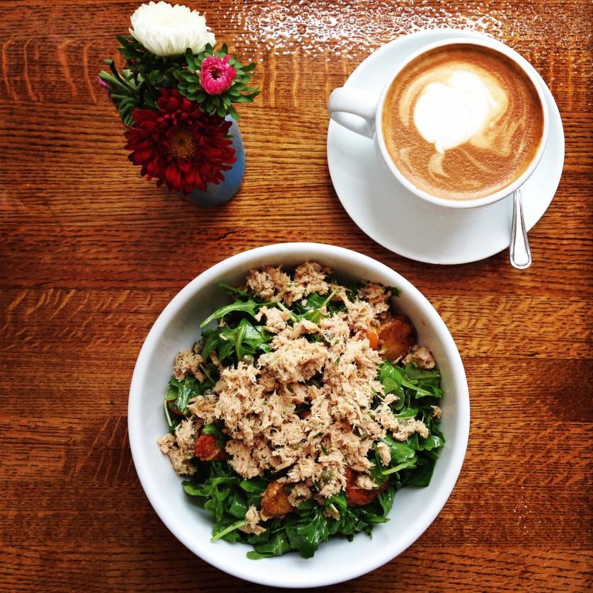 Cindy Chu diet huckleberry cafe