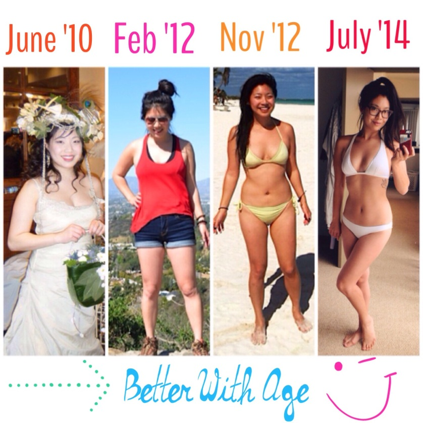 Cindy Chu health diet bar method before and after