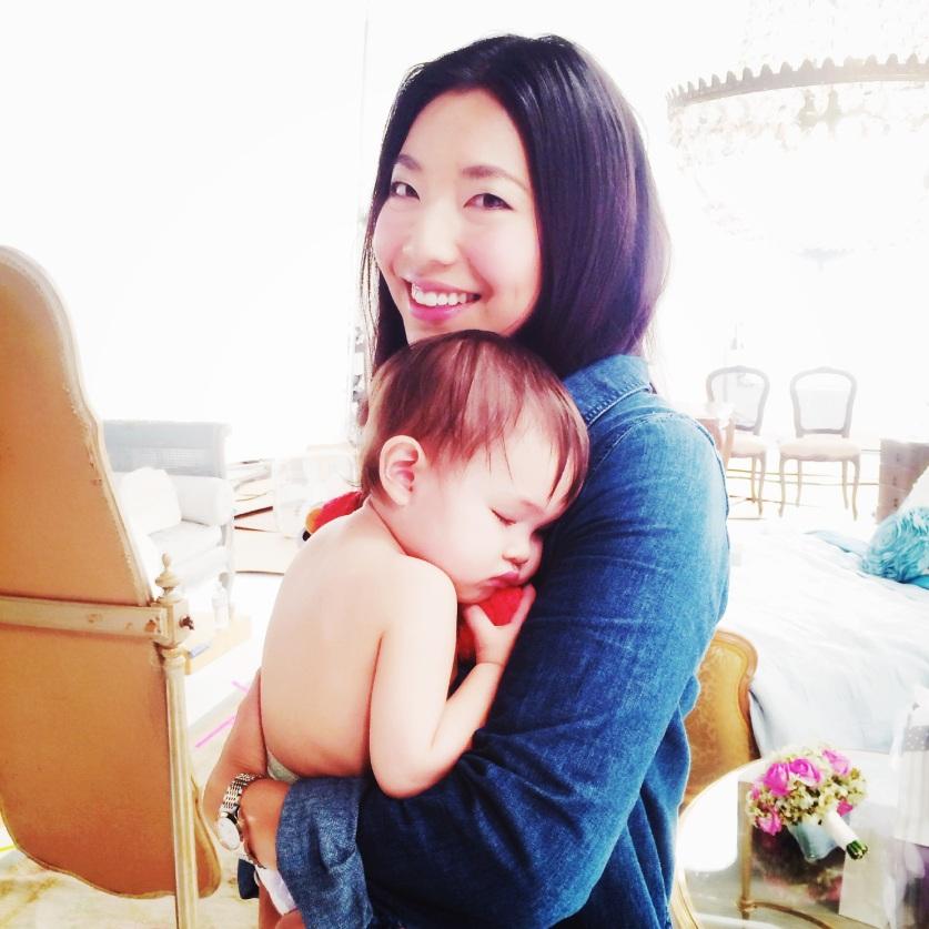 Cindy Chu baby