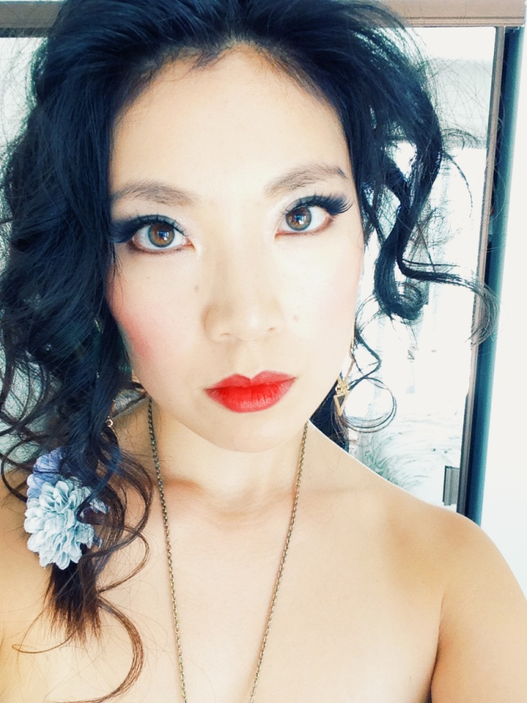 Cindy Chu makeup